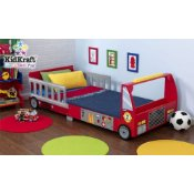 Feuerwehrbett Kinderbett