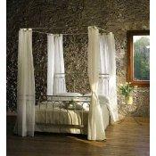 Metall Himmelbett Toscanac