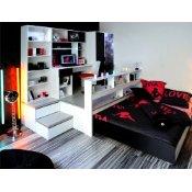 Jugendzimmer Komplett Set Viper