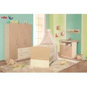 Babyzimmer Komplett Set Pepito