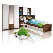 Jugendzimmer Komplett Set Roller