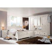 Schlafzimmer Komplett Set Weiß